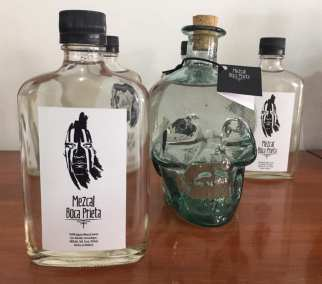 botella mezcal boca prieta2