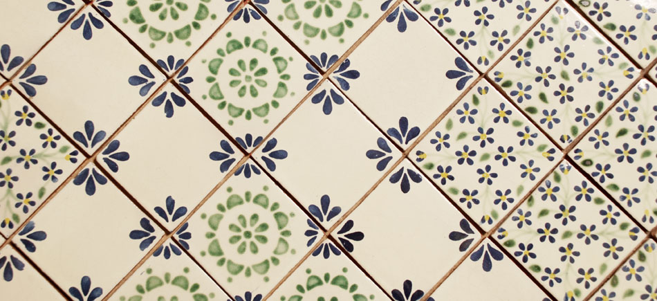 TALAVERA Beautiful handmade tiles and accessories from Dolores Hidalgo Mexico. From blending the clay to the Kiln firing, every single piece is authentic and individual.