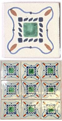 Artesanos Mexican Imports Mexican tiles