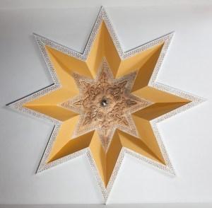 Estrella conjunto de piezas