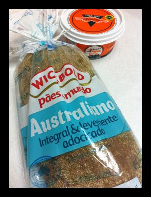 PÃO AUSTRALIANO WICKBOLD!!!