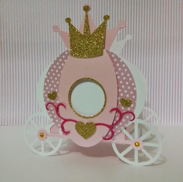 Preparando uma Festa de Princesa!!!