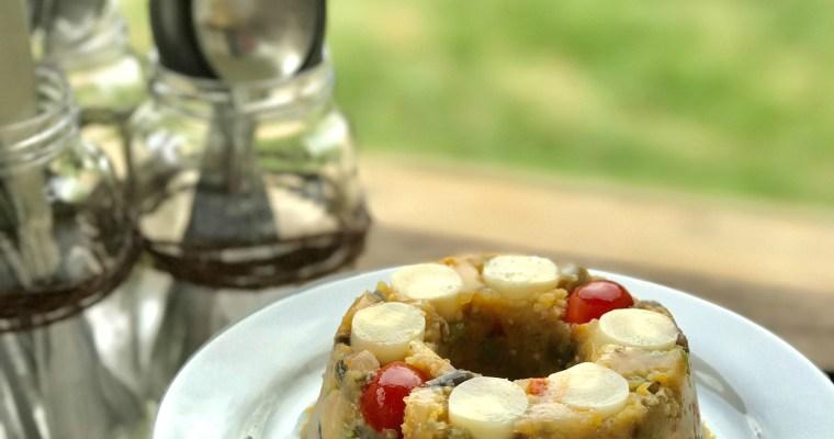Cuscuz de Berinjela – a versatilidade deste legume em mais uma receita