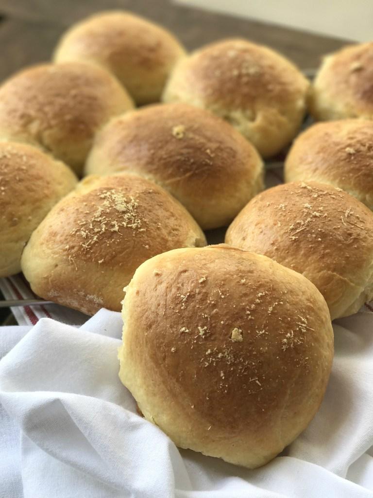 pão de queijo para o lanche