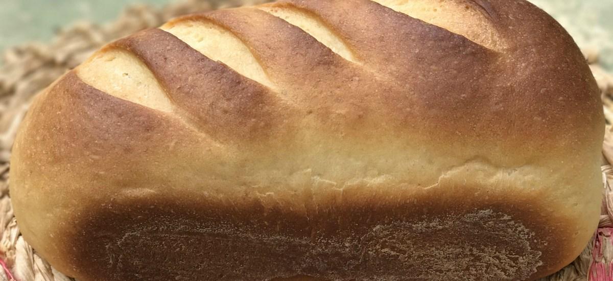 Pão Caseiro Utilizando Soro de Leite