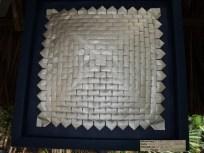 ... 11 stage clover folding tessellation...