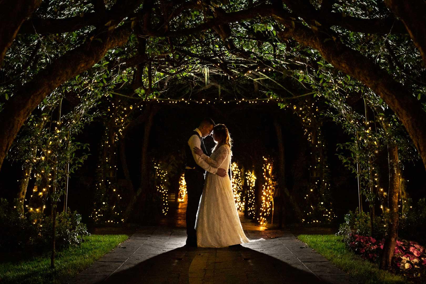 Os casamentos COVID 19