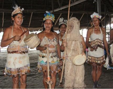 Traje Tipico Amazonas