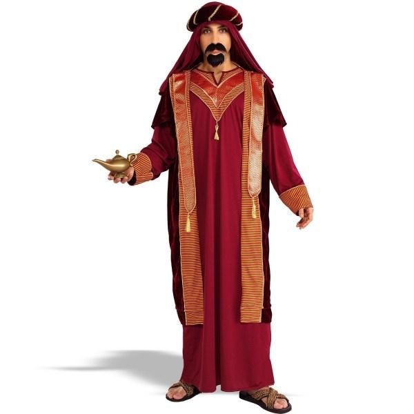 Disfraz de Rey Mago 2