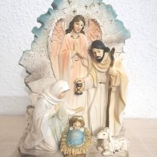 Pesebre Nacimiento belén figura decorativa