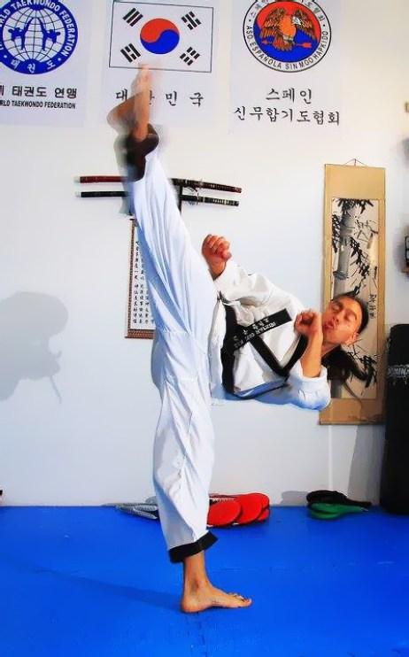 arte marcial barcelona taekwondo clases do yang sal poblenou