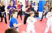 family class en doyangsal barcelona, artes marciales