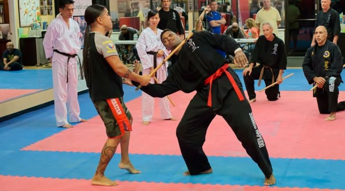 Entrenar Martial Arts USA
