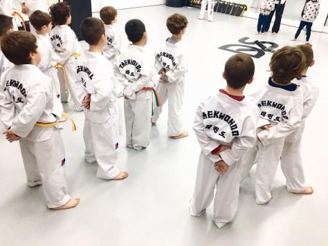 Clases Artes Marciales Niños Infantil Taekwondo