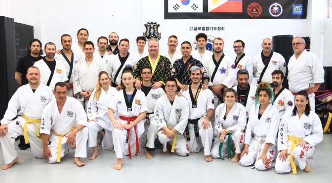 CLASES DE DEFENSA PERSONAL Y HAPKIDO EN BARCELONA