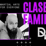 ACCESO A TU CLASE EN DIRECTO DE ESTA TARDE PARA TODA LA FAMILIA   ¡MARTIAL ARTS 4 EVERYONE!