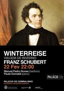 Winterreise de Franz Schubert