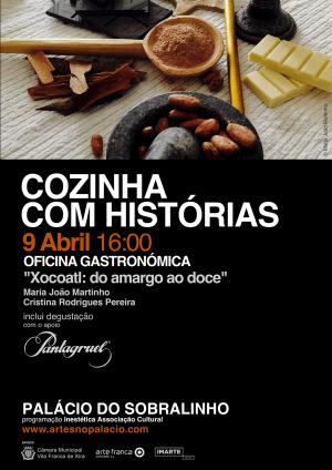 Cozinha com Histórias #6