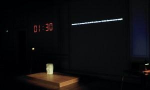 A Greve dos Controladores de Voo | de Alexandre Lyra Leite, a partir de poemas de Jorge de Sousa Braga