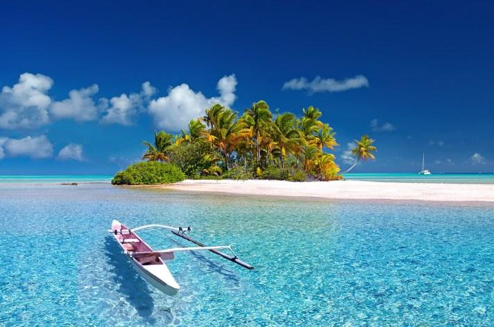 paisagem paradisíaca - utópica