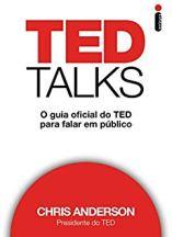 Livro TED Talks - o guia oficial do ted para falar em público