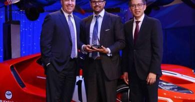 Ford homenageia Axalta Coating Systems no 20º prêmio anual de excelência mundial