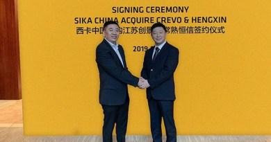 Sika adquire fabricante de selantes e adesivos de silicone da China