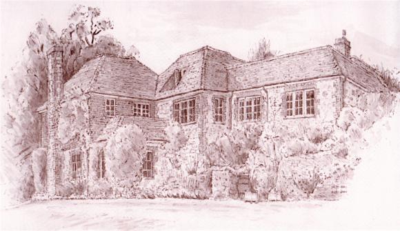 Kentish Manor house