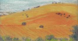 Montefano-Montecassiano No 5 Pastel, image 108 x 60 mm