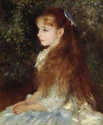 Renoir-Mademoiselle Irene-1880