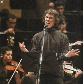 Luis Alberto Spinetta en el Colón en 2006.