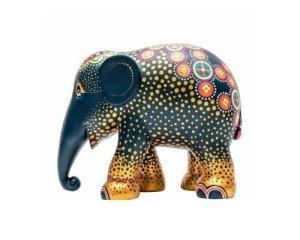 Éléphants de 30 cm