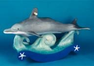 Schaukel Stuhl Delfin