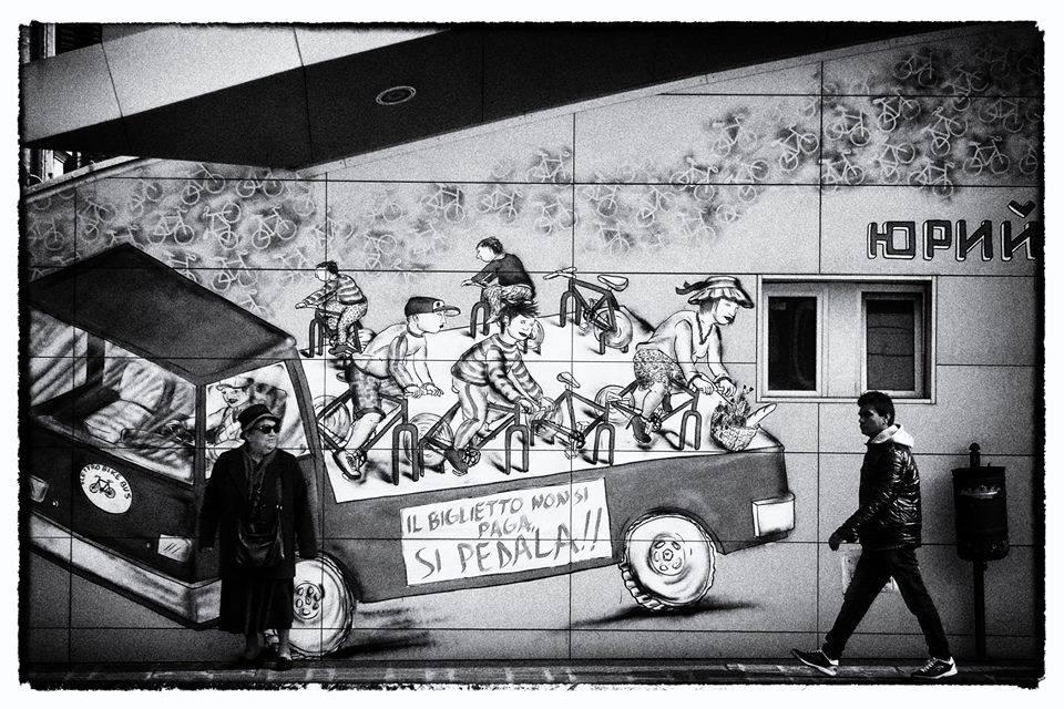 Raccontando Ancona, il progetto Urban Street di Ste Po