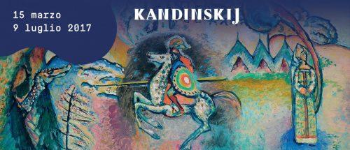 Il cavaliere errante di Kandinskij arriva al Mudec di Milano