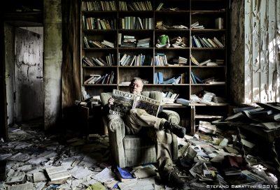 La fotografia d'autore di Stefano Barattini. Dal reportage all'urbex passando per il razionalismo architettonico