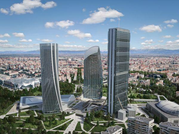 CityLife: un progetto di riqualificazione urbana