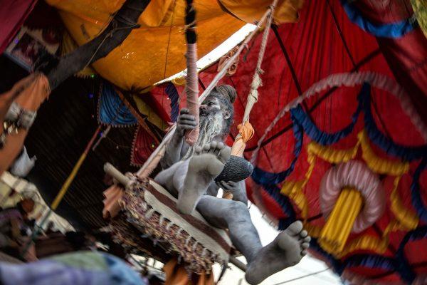 Unusual Visions, l'India inconsueta nelle fotografie di Emiliano Pinnizzotto.