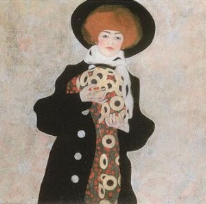 Ritratto di Gertrude Schiele