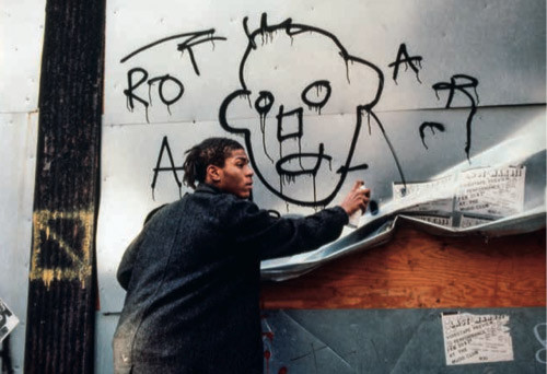 basquiat writer