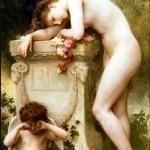 Dolori d'amore William A. Bouguereau1899