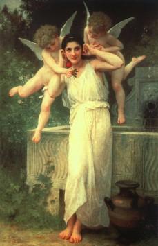 Innocence William A. Bouguereau 1893
