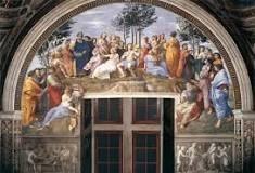 Parnaso Raffaello Sanzio 1511