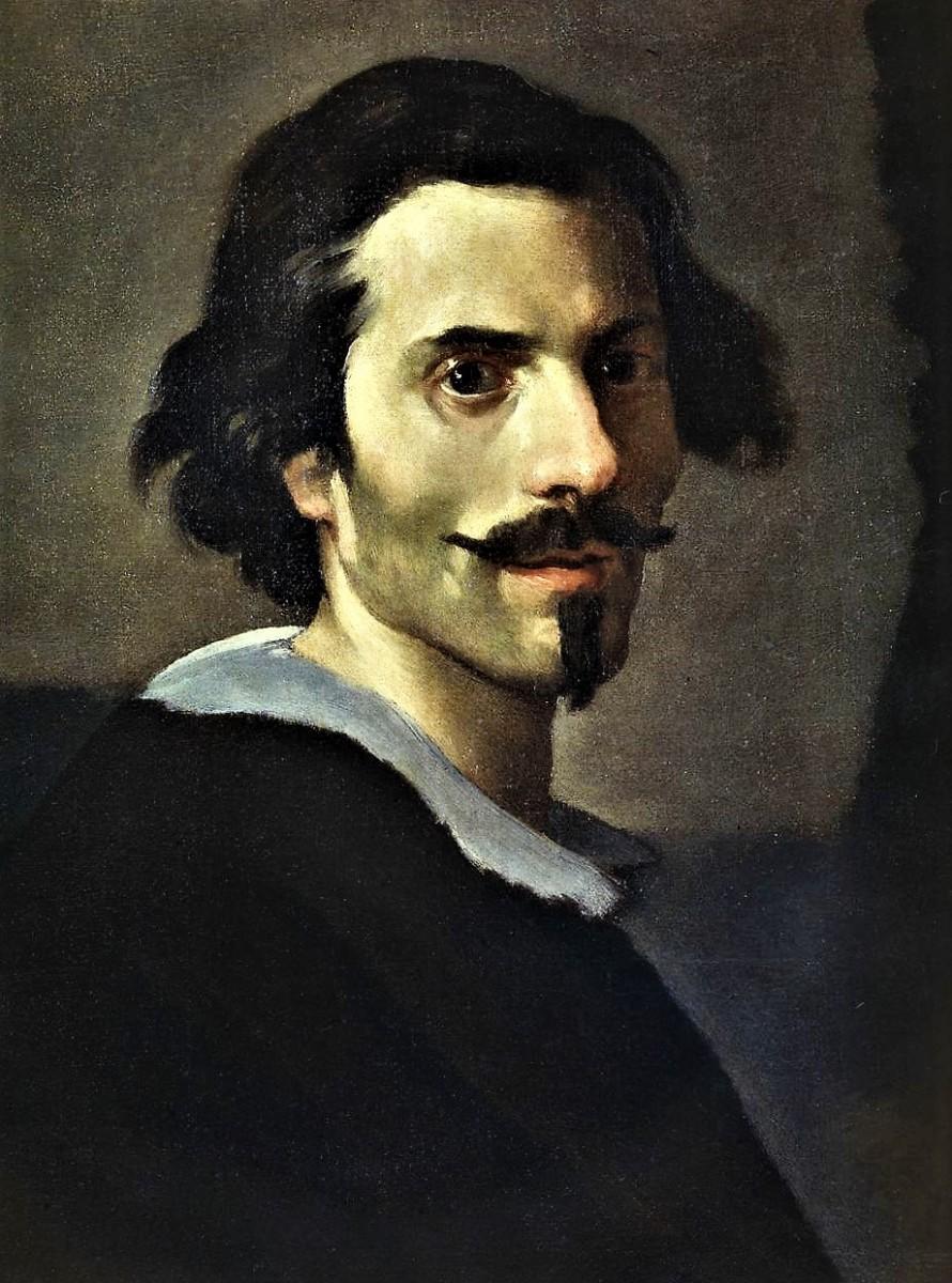 Autoritratto Gian Lorenzo Bernini 1638