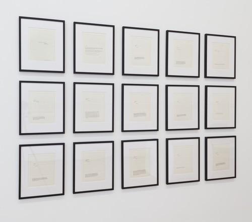 One Woman Show 1960 - 1971 Yoko Ono MoMa Museum