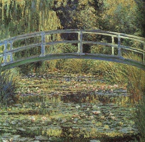 Lo stagno delle ninfee, armonia in verde Claude Monet 1899
