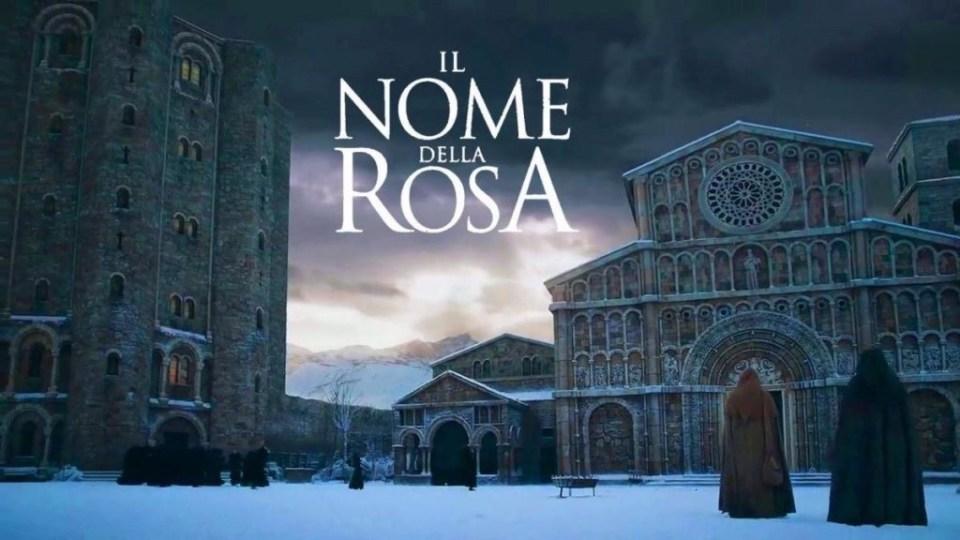 Il nome della rosa Rai 1