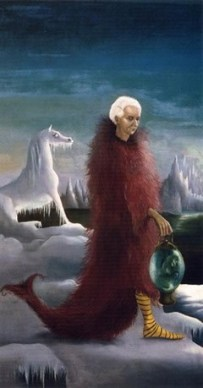 Ritratto di Max Ernst Leonora Carrington 1939
