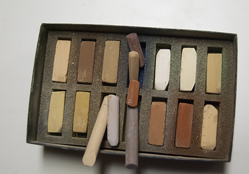 Tools for painting-Ludwig pastels-xx