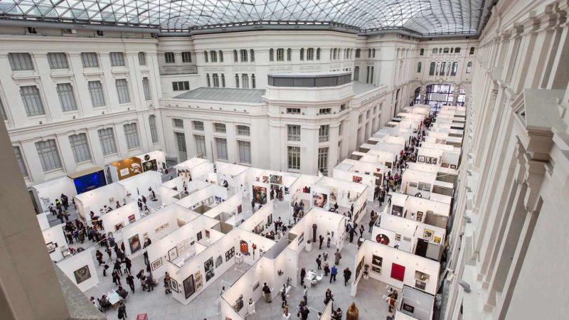 Galerías y artistas! Atención📢ArtMadrid, convoca.